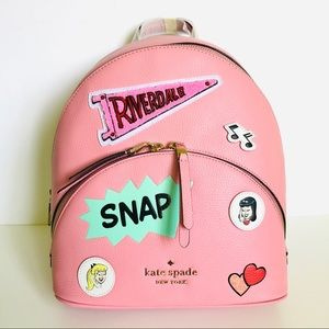Kate Spade Archie Comics Riverdale Medium Backpack
